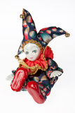 Jester Toy Stock Photography