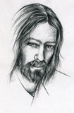 Jesucristo ilustración del vector