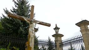 Jesucristo cruxified La crucifixión metrajes