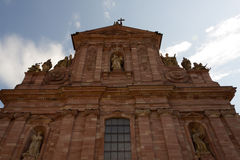 Jesuit Church of Heidelberg Royalty Free Stock Image