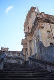 Jesuit church of St. Ignatius, Dubrovnik Stock Photos
