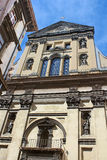 Jesuit Church of St. Peter and St. Paul in Lviv, Ukraine Royalty Free Stock Photography