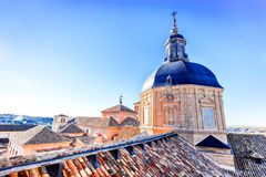 Jesuit Church, Toledo, Castilla la Mancha in Spain Stock Images