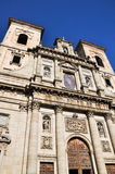 Jesuit Church in Toledo, Spain Royalty Free Stock Images
