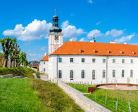 Jesuit College in Kutna Hora Royalty Free Stock Photos