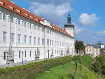 Jesuit College in Kutna Hora Stock Image
