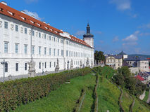 Jesuit College in Kutna Hora Royalty Free Stock Images