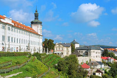 Jesuit College in Kutna Hora, Czech Republic Royalty Free Stock Images