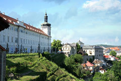 Jesuit College in Kutna Hora, Czech Republic Stock Photography