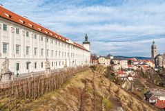 Jesuit College in Kutna Hora, Czech Republic Royalty Free Stock Photography