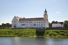 Jesuit-College in Orsha belarus Stockbild