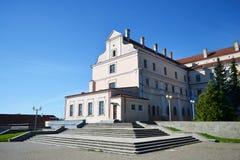 Jesuit collegium in Pinsk Royalty Free Stock Image
