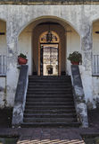 Jesuit Estancia Caroya, Argentina royaltyfria bilder
