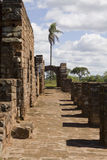 Jesuit Ruins in Trinidad. Paraguay Stock Photo