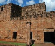 Jesuit Tinidad Mission, Paraguay Stock Photo