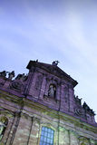 Jesuitenkirche church- Heidelberg Royalty Free Stock Photography