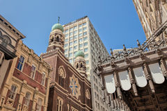 Jesuits Church on Baronne Street, New Orleans Stock Image