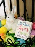 jesus älskar dig royaltyfria foton
