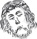 Jesus stock photography