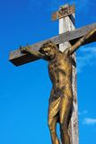 Jesus. Statue in Cross hill, Lithuania Stock Photo