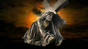 Jesus stock videobeelden
