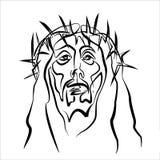 jesus иллюстрация штока