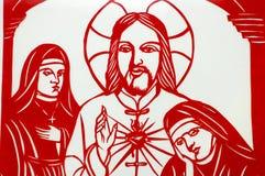 Jesus Imagem de Stock