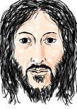 Jesus Fotografia de Stock