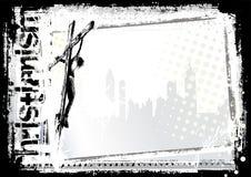 Jesus background 2 Royalty Free Stock Image