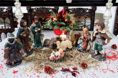 Jesus birth Royalty Free Stock Photo