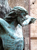 Jesus bronze Stock Photos