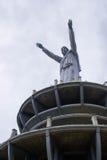 Jesus Chirst Statue Fotografie Stock