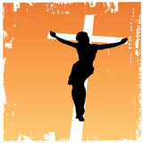 Jesus Christ. Vector illustration of jesus christ Stock Image