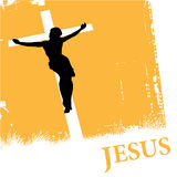 Jesus Christ. Vector illustration of jesus christ Royalty Free Stock Photography