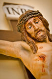 Jesus christ 2. Jesus christ in the cross royalty free stock photography