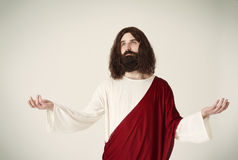 Jesus Christ imagem de stock