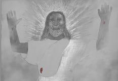 Jesus Christ Imagem de Stock Royalty Free