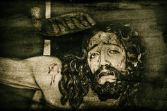 Jesus Christ background Stock Photos