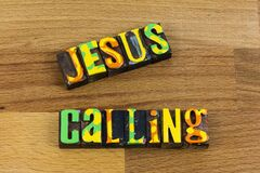 Free Jesus Christ Calling Faith Hope Lord God  Spiritual Believe Royalty Free Stock Photography - 181955777