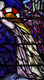 Jesus Christ che prega in Gethsemane Immagini Stock Libere da Diritti