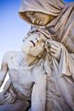 Jesus Christ com mãe foto de stock royalty free