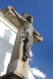 Jesus Christ on the cross Royalty Free Stock Image