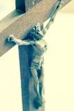 Jesus Christ on the Cross Royalty Free Stock Photos