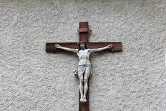 Jesus Christ Crucifiction Silhouette. The Jesus Christ Crucifiction Silhouette vector illustration