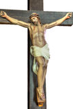 Jesus Christ crucified Stock Image