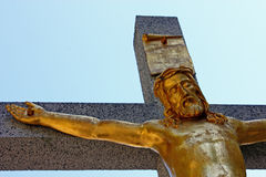 Jesus Christ crucifix Royalty Free Stock Photography