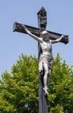 Jesus Christ crucifixion Stock Images
