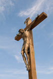 Jesus Christ crucifixion. Stock Photography