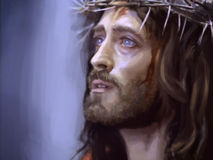 Jesus Christ de Nazareth Images stock