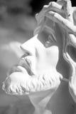 Jesus Christ Face com espinhos foto de stock royalty free